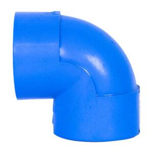 Bluepoly Elbow Threaded (1'')