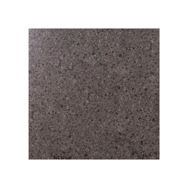 "Floor Tile OVR 24""x24"" Fino HD (BSC3D6311) Terraza Nero"