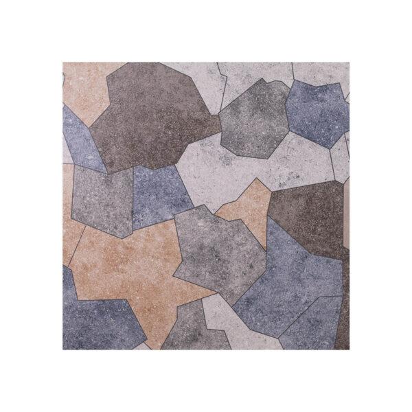 """Floor Tile OVR 24""""x24"""" Fino Luxe HD (SYH029) Stone Jigsaw Pattern"""