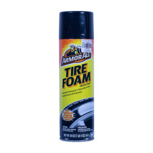 Armor All Tire Foam Aero 20oz