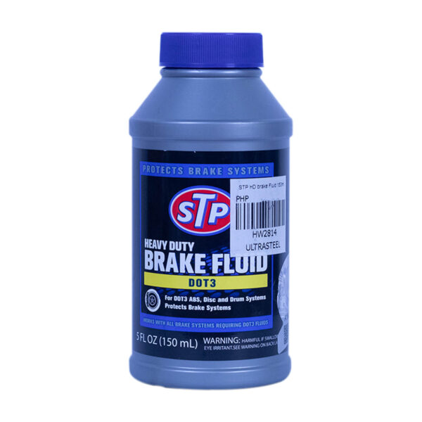 STP-HDBF150 HD BRAKE FLUID 150ML