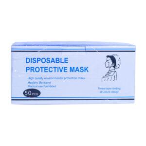 Disposal Protective Mask (50/1 Box)