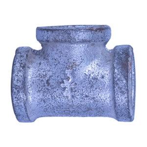 "Galvanized Iron Tee 20mm (3/4"")"