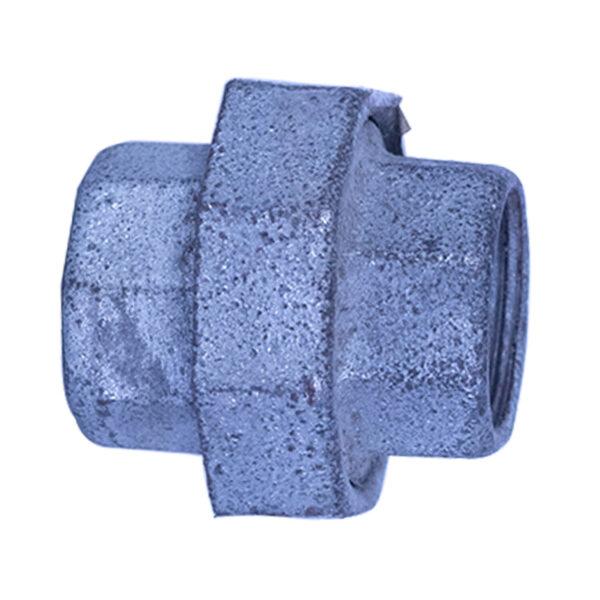 """Galvanized Iron Union Patente 20mm (3/4"""") FS"""