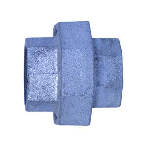"""Galvanized Iron Heavy Duty Union Patente 32mm (1-1/4"""") FS"""