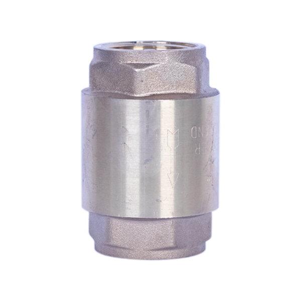 begler spring check valve 1