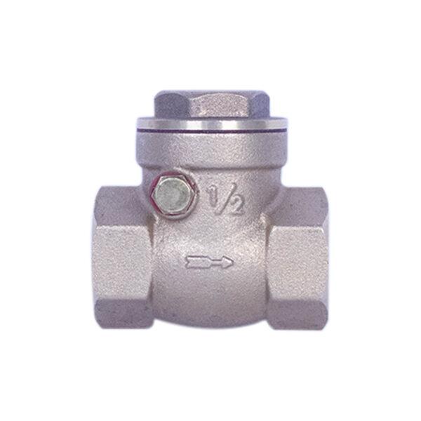 begler swing check valve 12