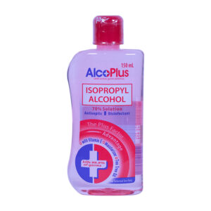 Alcoplus Isopropyl Alcohol 70% 150ml