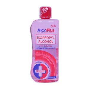 Alcoplus Isopropyl Alcohol 70% 250ml