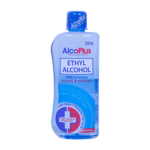 Alcoplus Ethyl Alcohol 70% 250ml
