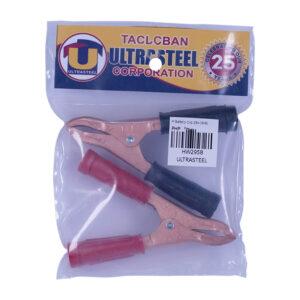Battery Clip 25A (R/B Pair)
