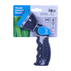 8 Pattern Thumb Control ABS Nozzle (ABS558)