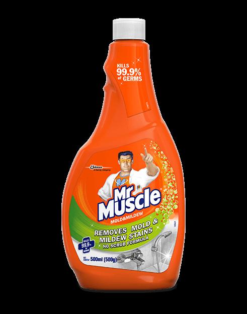 mold mildew refill 500