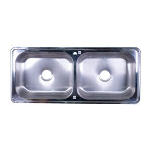 Kitchen Sink AF-1140 Double Bowl
