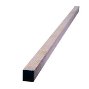"""Oregon Wood KD S4S (35mm x 35mm) 2"""" x 2"""" x 8'"""