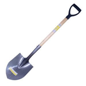 Shovel SH518HVS Tempered Pointed Wood Handle