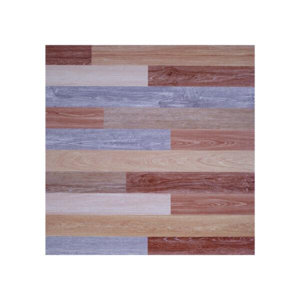 """Floor Tile 24"""" x 24"""" Build (KCHD6HY607) Beige & Blue"""