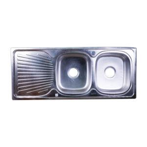 Kitchen Sink 1200mm x 500mm Left Drain (CK-12050L)