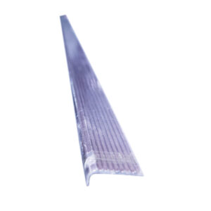 Brad Aluminum Stair Nosing SYDZ-0030 1-3/4 Anodize Brown