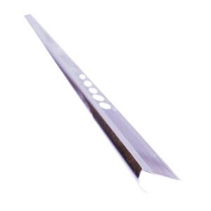 Aluminum Tile Trim ZJ-155B 10mm x 8' Bronze Matt