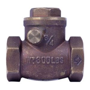 """Brass Swing Valve 20mm(3/4"""")"""