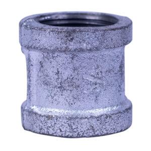 "Galvanized Iron Coupling Plain 020mm 3/4"""