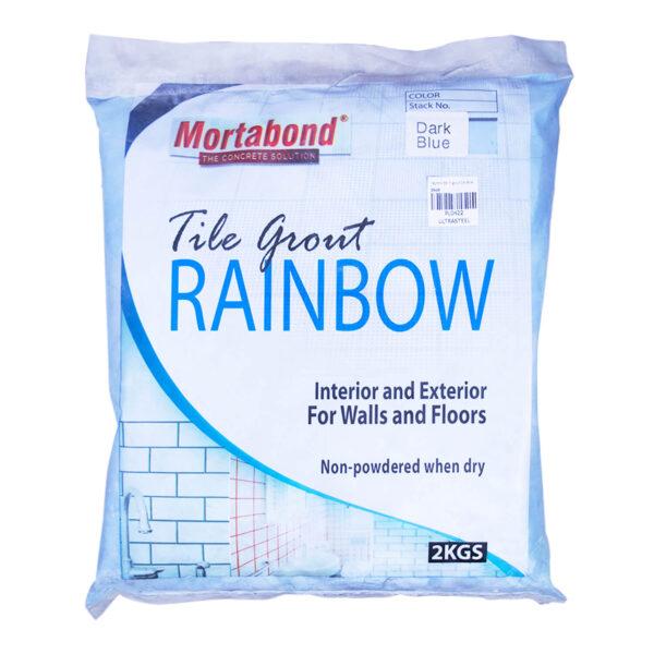 Mortabond Tile Grout Dark Blue 2kg