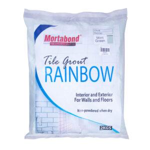 Mortabond Tile Grout Mint Green 2kg