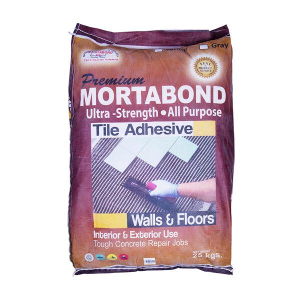 Mortabond Tile Adhesive Premium 25kg Bag