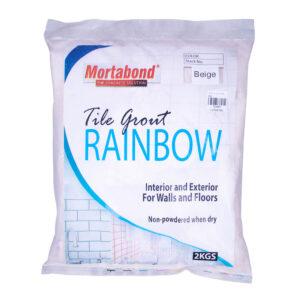 Mortabond Tile Grout Beige 2kg