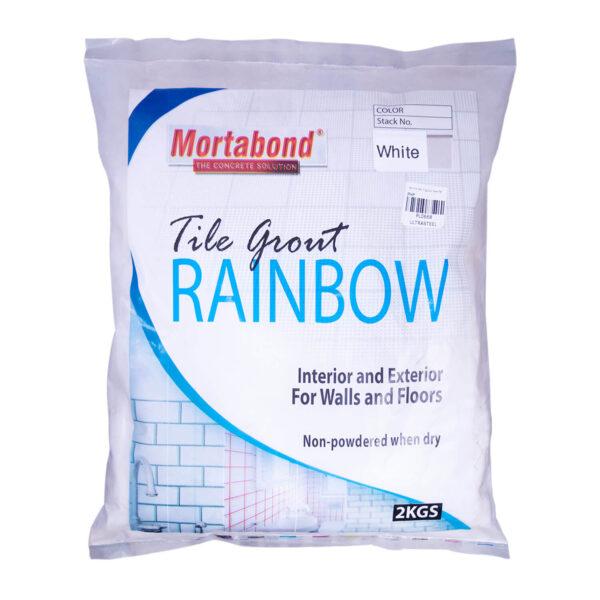 Mortabond Tile Grout White 2kg