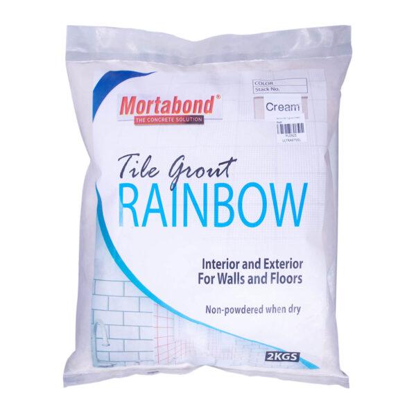 Mortabond Tile Grout Cream 2kg