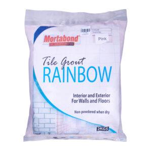 Mortabond Tile Grout Pink 2kg