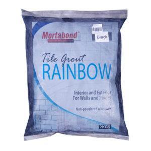Mortabond Tile Grout Black 2kg
