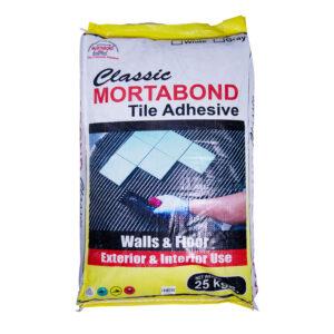 Mortabond Tile Adhesive Classic 25kg Bag