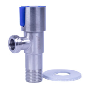 Stainless Angle Valve 1/2''x1/2'' CPL-037