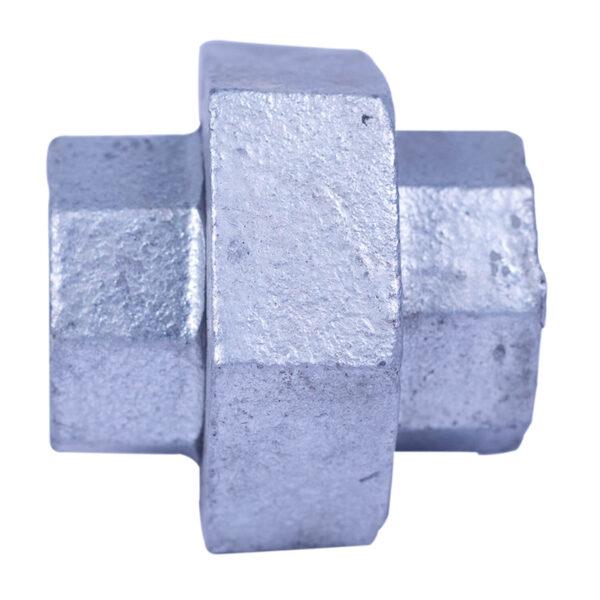 """Galvanized Iron Heavy Duty Union Patente 020mm(3/4"""") FS"""