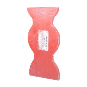 Rooftile (Spanish) w/Facia End Tile Red