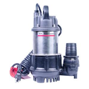 Submersible Pump 1/2HP BAS400