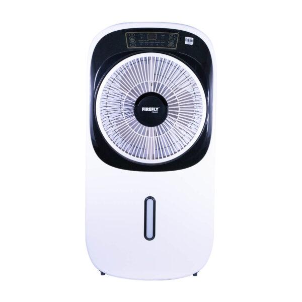 Firefly Rechargeable Mist Fan w/ Emergency Light FEL645