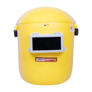 Creston Welding Mask Open Type HD Yellow CWM923