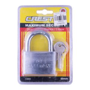 Creston Maximum Security Padlock 60mm (CB8860)