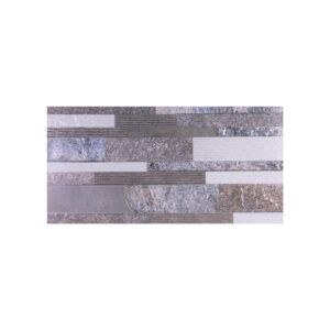 Wall Tile 30cmx60cm Luxe HD CHB368310-2A-T Stone&Groove Gray