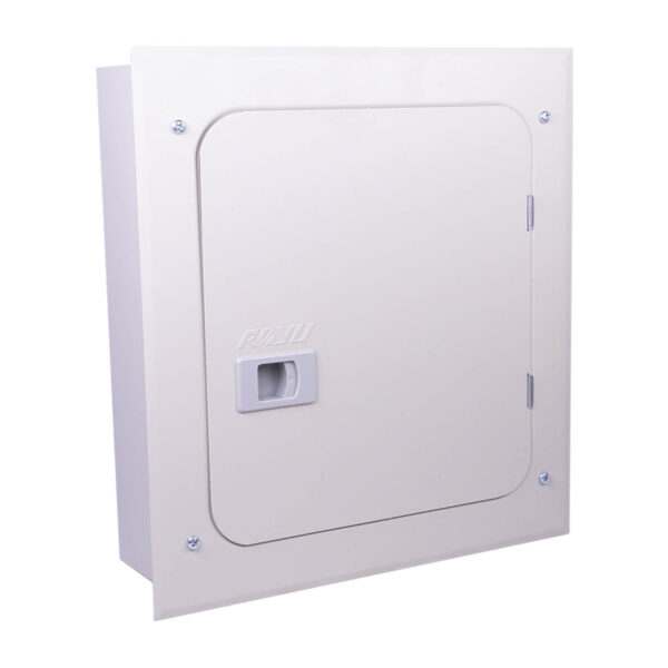 Royu 2P Plug-In Panel Board 6-Branch With Breakers (Set)