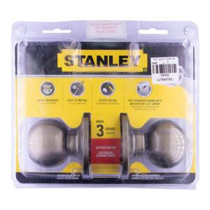 Stanley Tubular Lockset US5 (S1-1030-050)