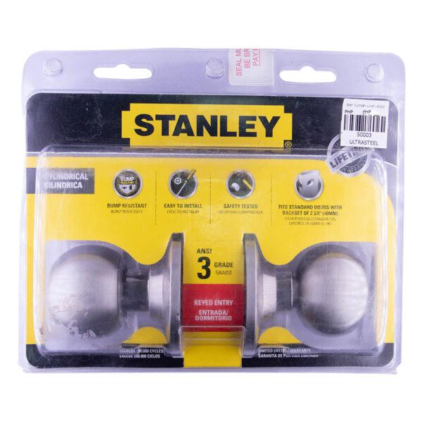 Stanley Cylinder Lockset US32D (S2-1010-320)