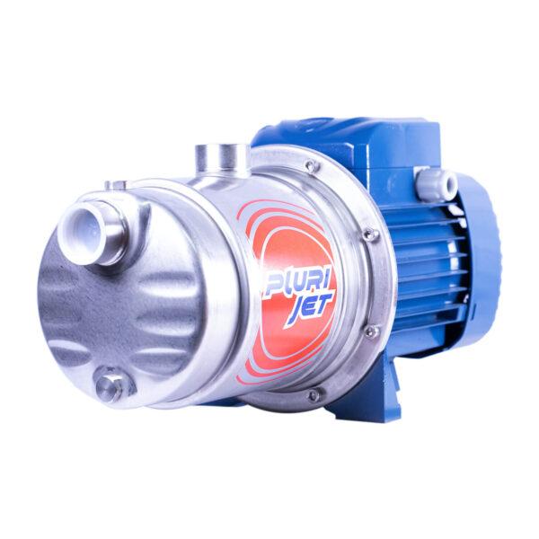 Pedrollo Water Pump Plurijetm 4/100N 1.0hp Stainless