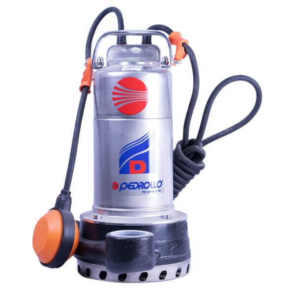 Pedrollo Submersible Pump DM-10-N 1.0hp