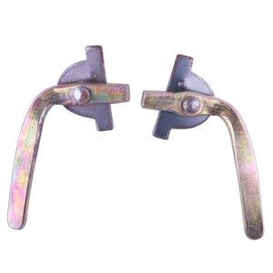 Steel Window Handle (L/R) pair