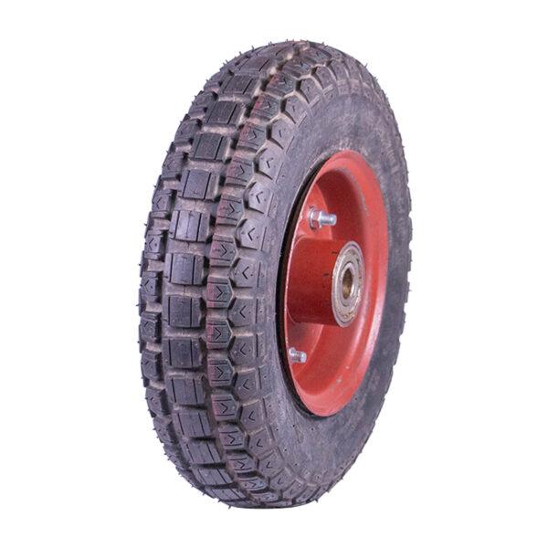 GL Caster 16 Pneumatic Rubber Wheel WW16 300kg.